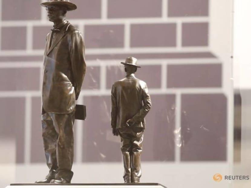Winning works announced for Trafalgar Square's 'Fourth Plinth'