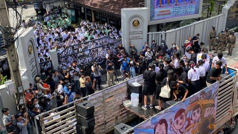 Thailand's 'Bad Student' campaigners demand education reform