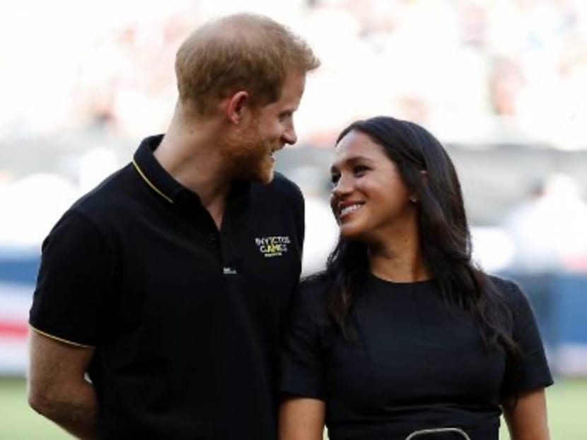 Britain's Prince Harry, Meghan to step back as 'senior' royals