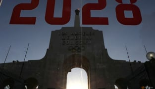 Olympics: LA28 Games will be 'on time and on budget', says new CEO