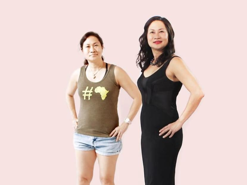Style Switch: Helping this mother-of-two get in touch with her feminine side once more