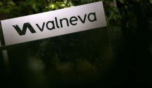 Valneva says its COVID-19 vaccine shows similar protection to AstraZeneca's, fewer side effects