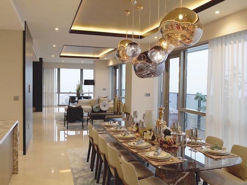 Inside a S$20 million penthouse, with James Dyson as your neighbour