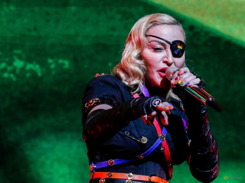 Madonna, Warner Music partner to re-issue pop star's entire catalogue