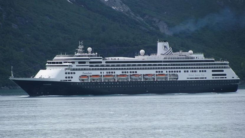 Chile blocks cruise ship with sick passengers over COVID-19 fears
