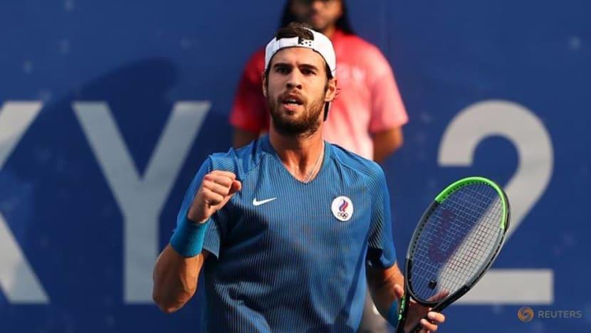 Tennis: Khachanov downs Carreno Busta to make men's Olympic final