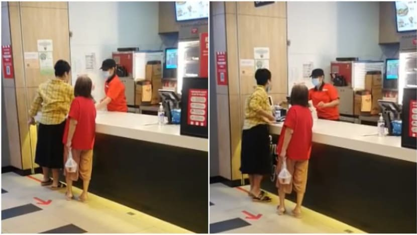 42-year-old woman to be charged for verbally abusing, spitting at KFC staff member