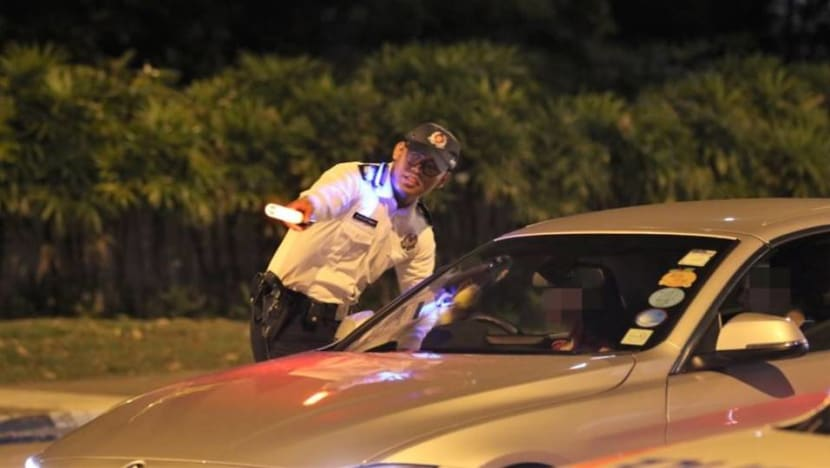 More drink-driving accidents, motorists running red lights: Police
