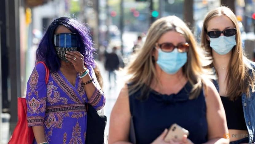 Mask mandate returns to Los Angeles as COVID-19 cases rise