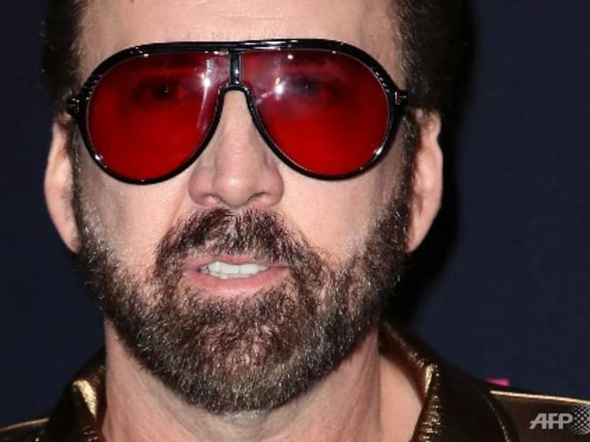 Too drunk: Nicolas Cage says he didn't 'understand' he was marrying fourth wife