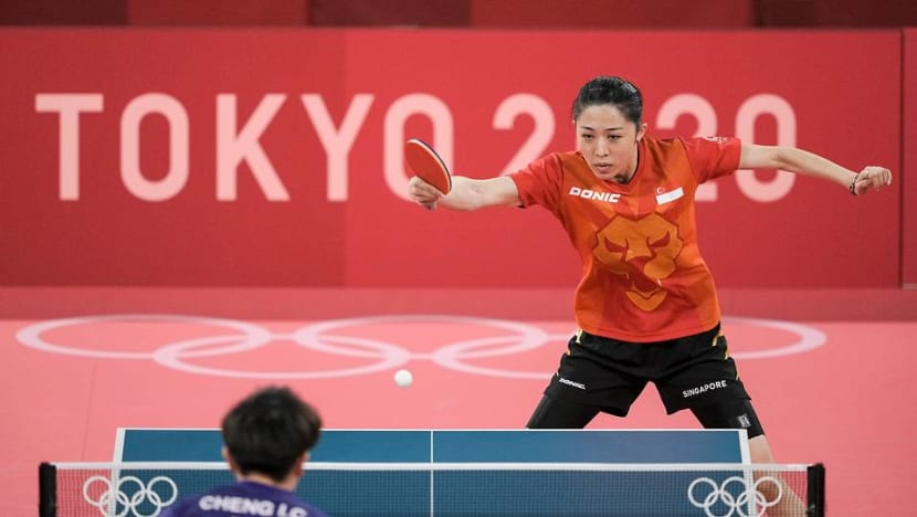 Table tennis: Yu Mengyu sweeps world number 8 at Olympics, books place in round of 16