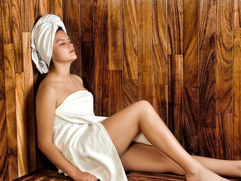 Does using the sauna actually help you lose weight? And does it count as cardio?