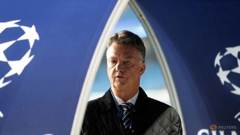 Football: Dutch appoint Louis van Gaal as new national coach