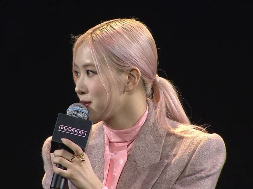 Blackpink's Rose reveals the 1 thing she must do before performing onstage