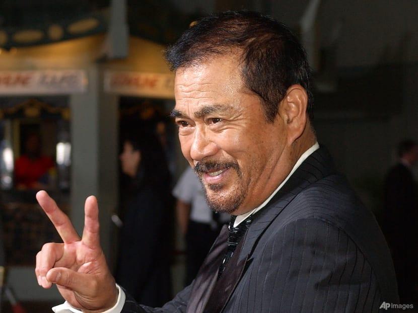 Kill Bill actor and Japanese martial artist Sonny Chiba dies at 82