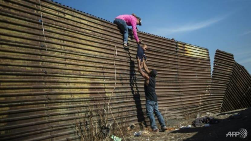 Trump signals retreat on wall funding, but shutdown threat remains