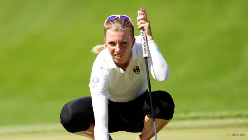 Golf: Popov relishing title defence at AIG Women's Open