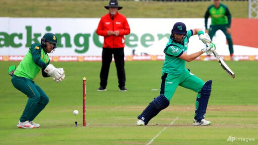 Cricket: Rain forces no result in first Ireland v South Africa ODI