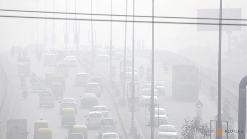 Delhi bans trucks as megacity chokes