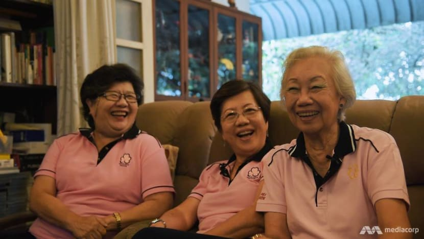 Girl Guides forever: A sisterhood that's lasted over 50 years
