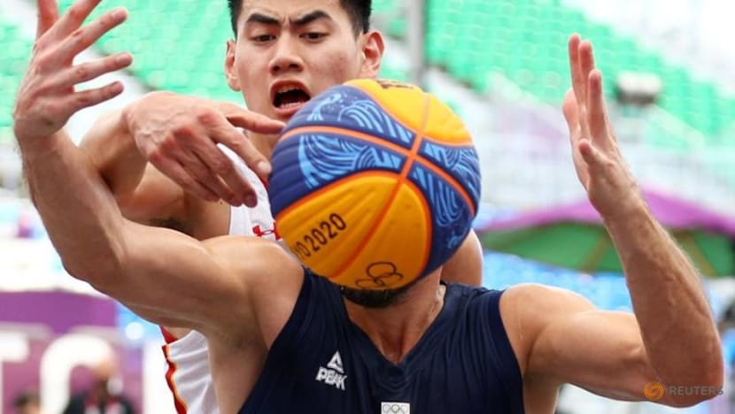 Olympics-3x3 basketball-Serbia's 'Mr. Bulletproof' adds 'Olympian' to accolades
