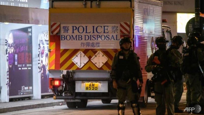 Hong Kong security chief warns of rising risk of 'home-grown terrorism'
