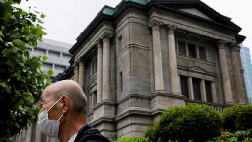 Japan bank lending slows sharply as big firms emerge from COVID-19 strains