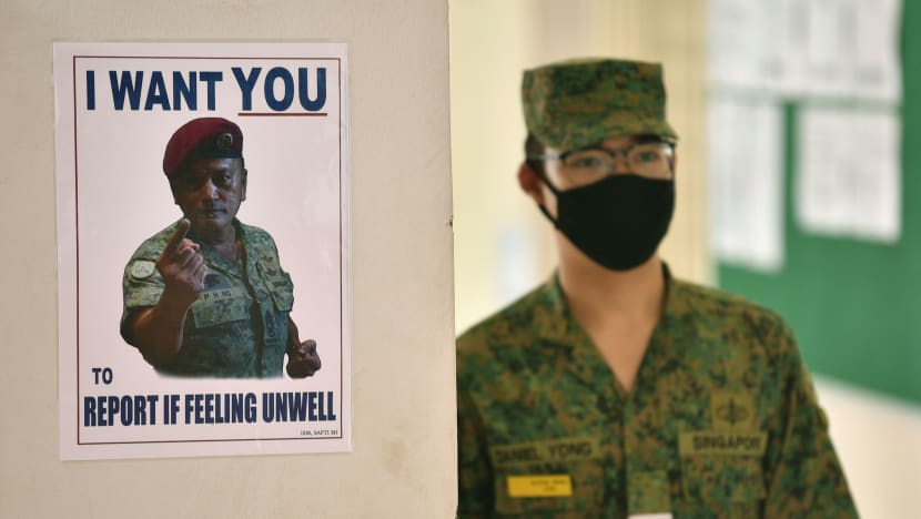 SAF has achieved 'herd immunity' through COVID-19 vaccinations; IPPT, in-camp training resume: Ng Eng Hen
