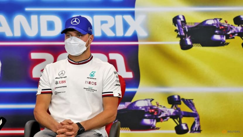Motor racing:Bottas and Russell have 'no news to share' on Mercedes seat