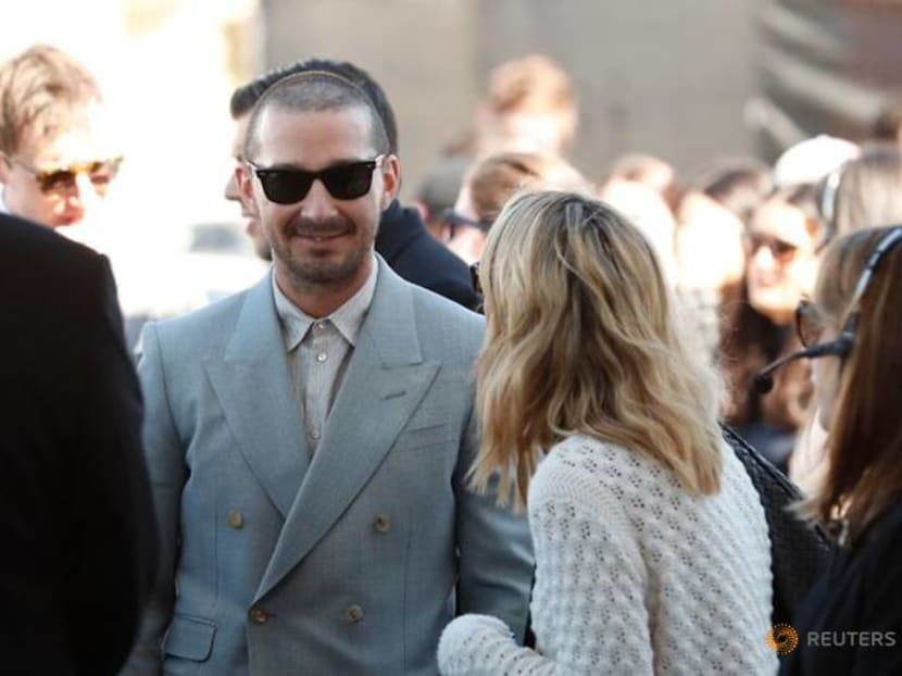 US actor Shia LaBeouf denies abuse claims by ex-girlfriend FKA twigs