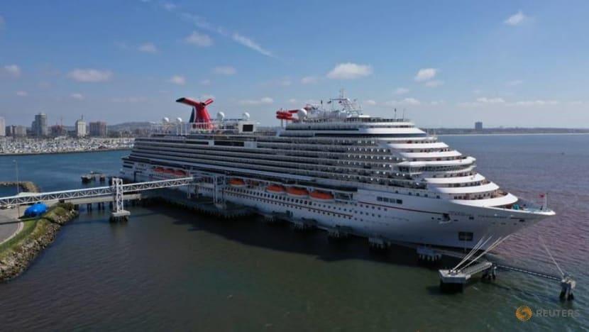 Carnival reports quarterly loss of US$2.86 billion