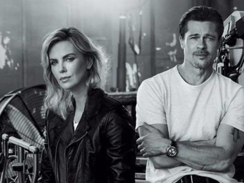 Is Brad Pitt dating Charlize Theron? The Hollywood rumour mill is running wild