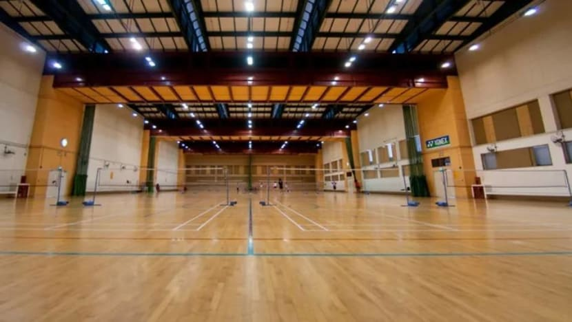 Some foreign workers to be housed in ActiveSG, Sports Hub halls
