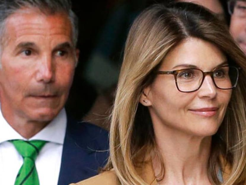 Full House actress Lori Loughlin released after prison term in college scam