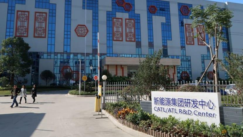 EV battery maker CATL plans US$5-billion China recycling facility