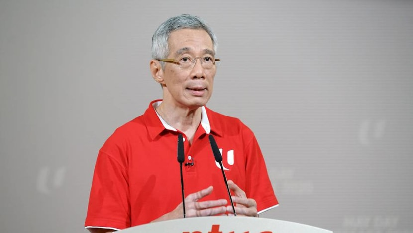 Don't 'drop workers': Companies and workers should take the long view, says PM Lee in May Day message