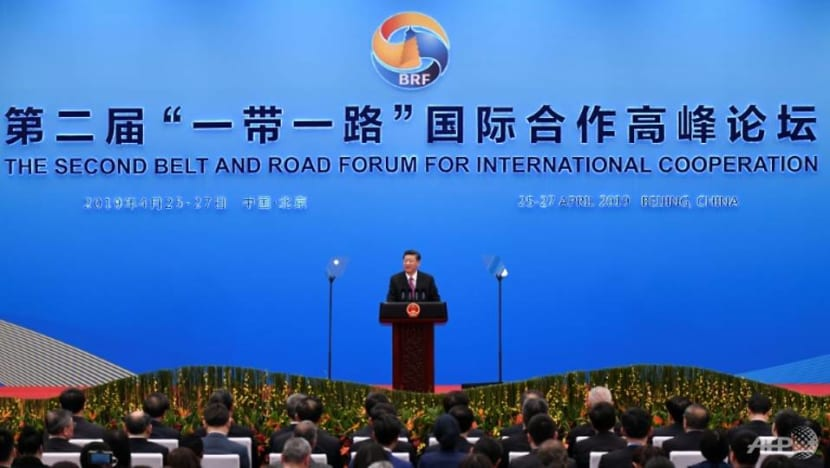 Commentary: We sure believe some weird stuff about China's Belt and Road Initiative
