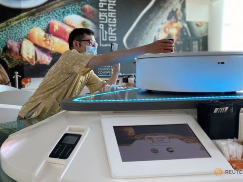 Dubai's RoboCafe is a boon to the COVID-wary