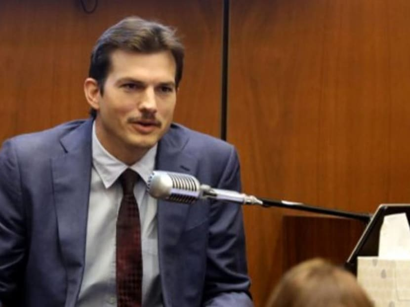 Ashton Kutcher was 'freaking out' after date was found murdered