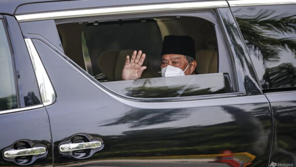 All eyes on Malaysian PM Muhyiddin's political future ahead of royal audience