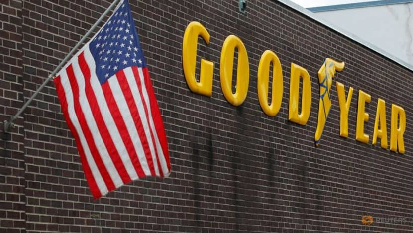 Facing Trump criticism, Goodyear says employees can wear clothes supporting police