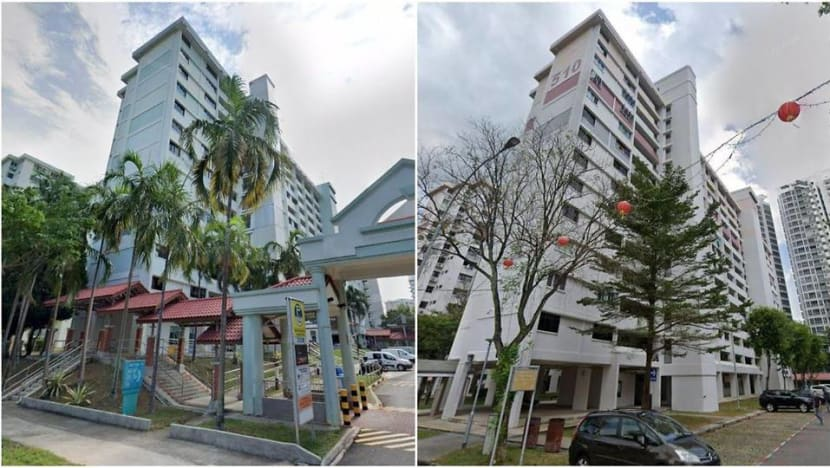 Mandatory COVID-19 testing for residents of 2 HDB blocks in Ang Mo Kio, West Coast after cases detected