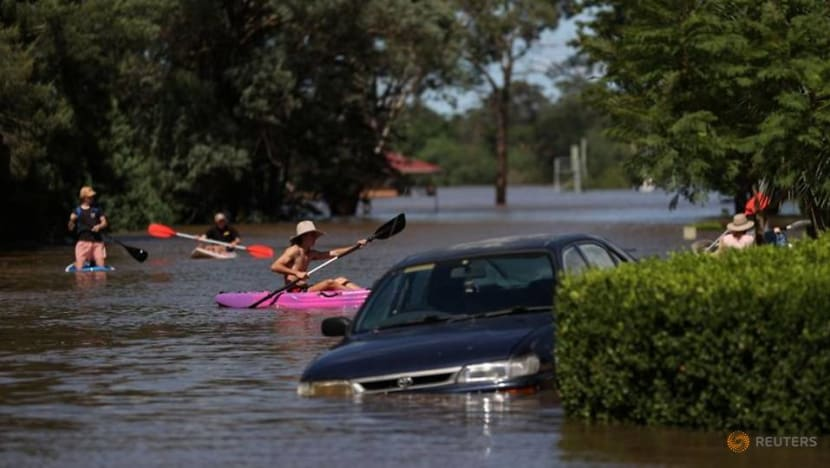 Australia floods claim first fatality, more evacuations as clean-up begins