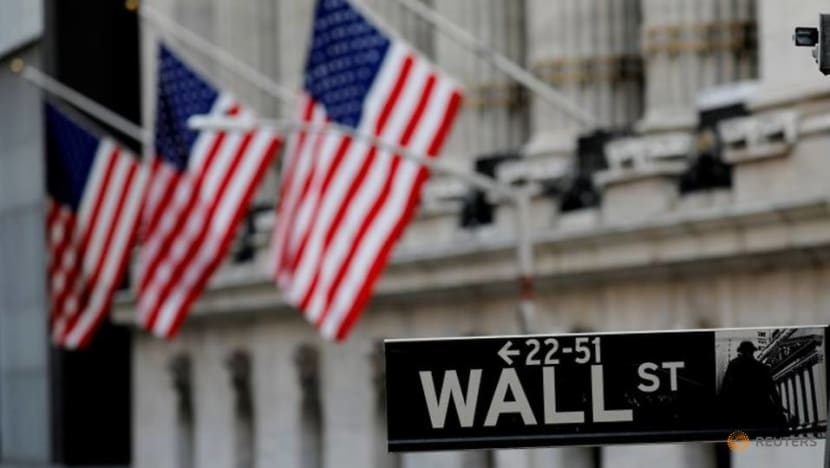 Wall Street dips, with tech-related names underperforming