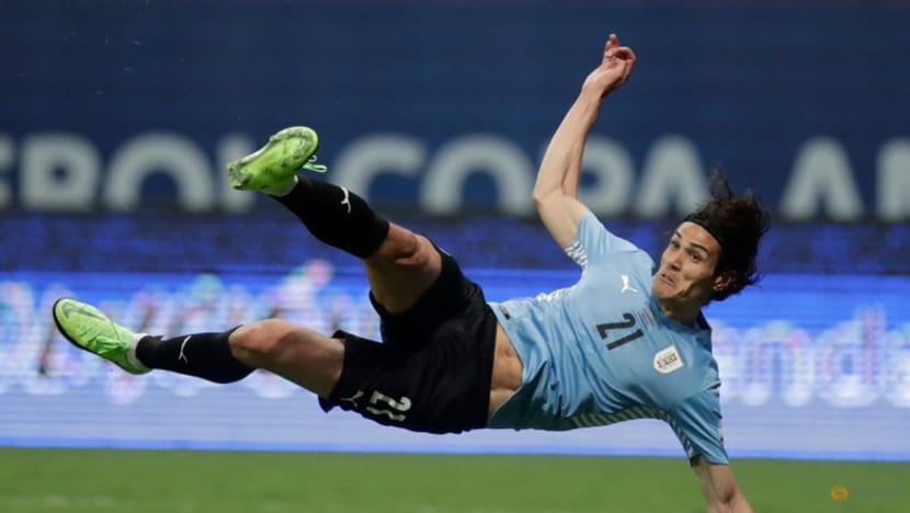Football: Uruguay vow all players will be available for World Cup qualifiers