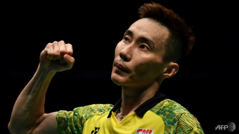 Cancer-hit badminton ace Lee hoping to make comeback