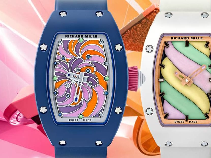 Why these sweet treats from Richard Mille will have you salivating