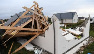 Europe reels from powerful 'Aurore' storm