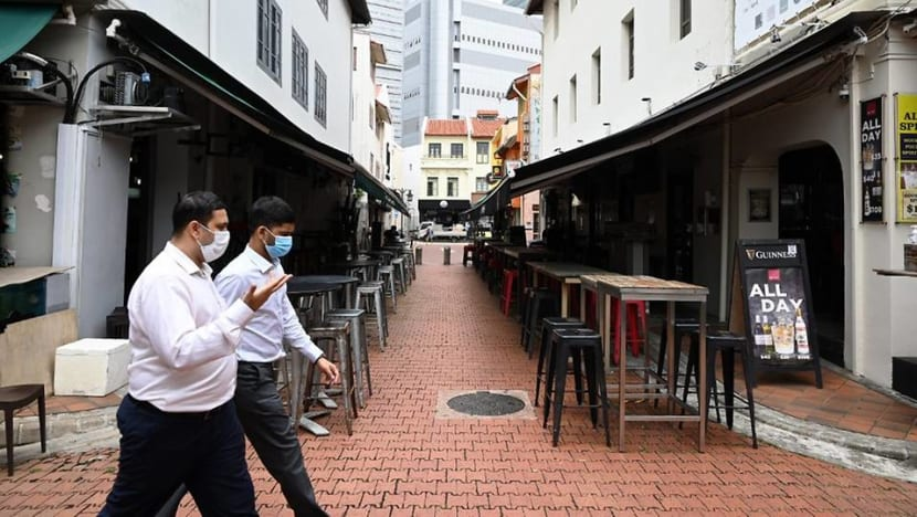Why Singapore is still in a transition stage towards endemic living: Infectious disease experts explain