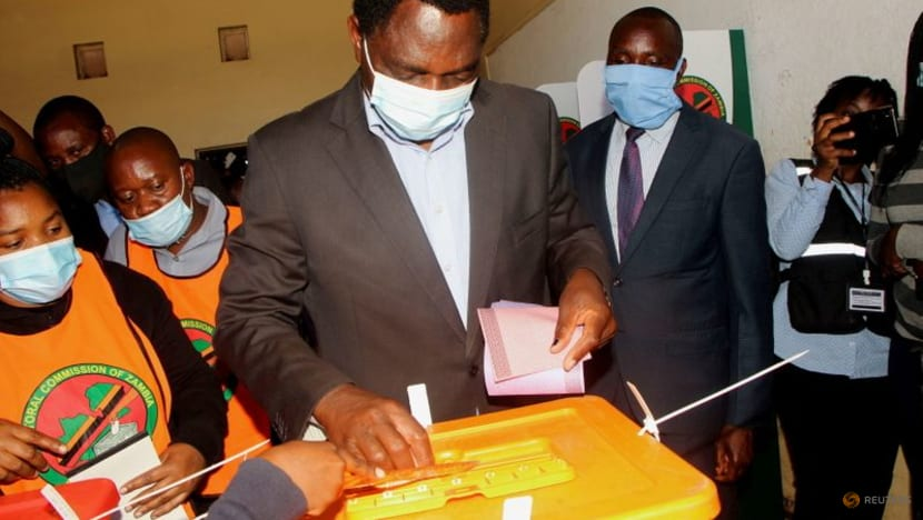 Hichilema faces task of reviving Zambian economy after landslide win